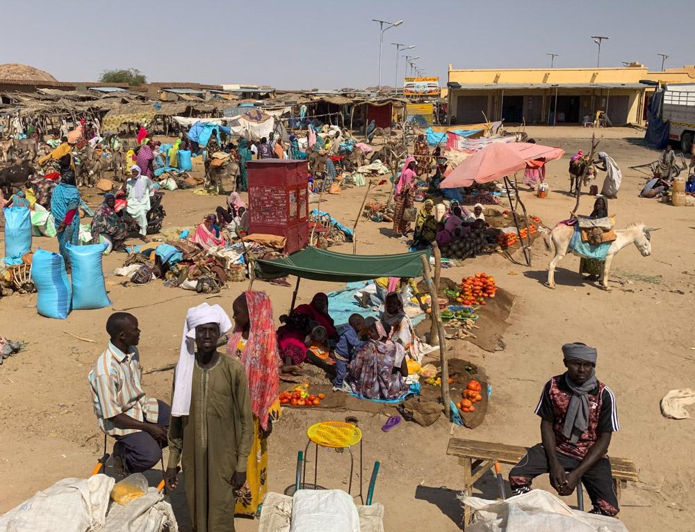Biltine Tsjaad markt