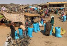 Biltine Tsjaad straat