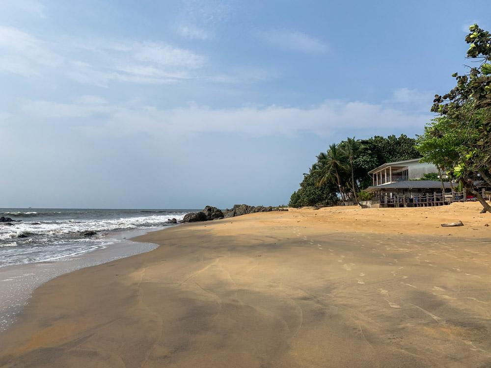 Kribi Kameroen
