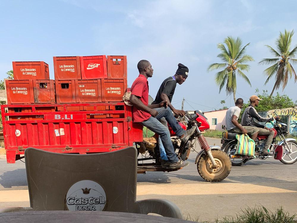Kribi bier Kameroen