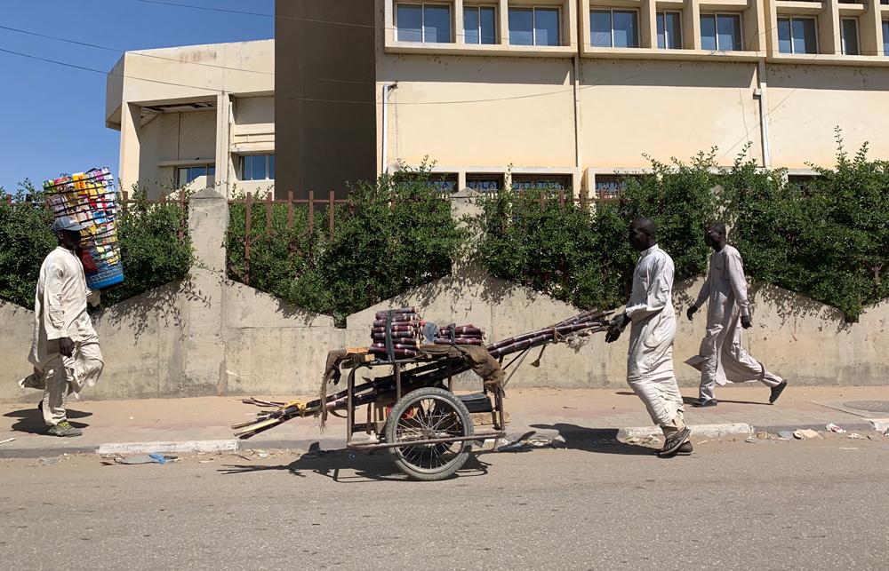 N'Djamena Tsjaad