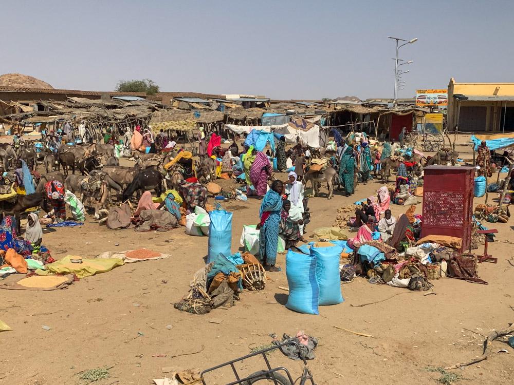 Tsjaad markt