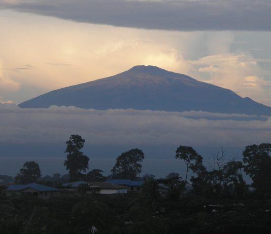 Mount Cameroon Kameroen