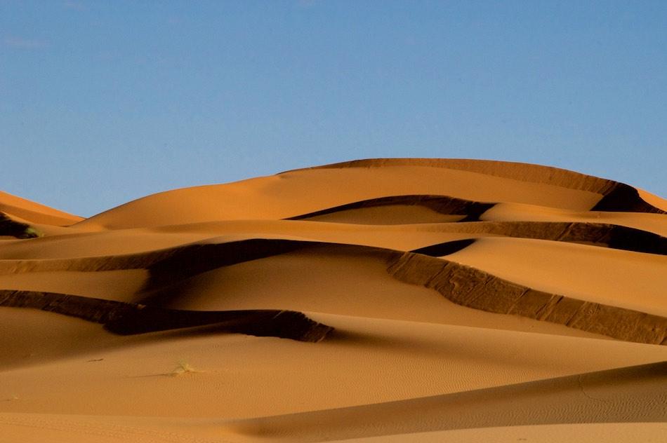 Sahara zandduinen