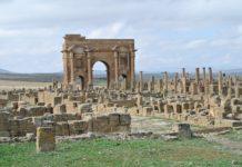 Timgad Algerije Stunningtravel