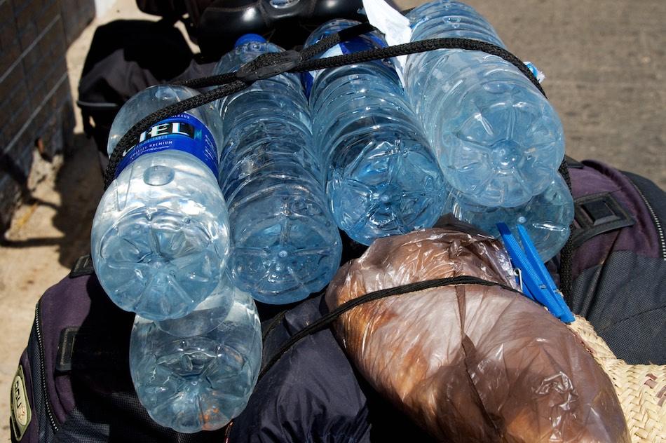 Watervoorraad Sahara