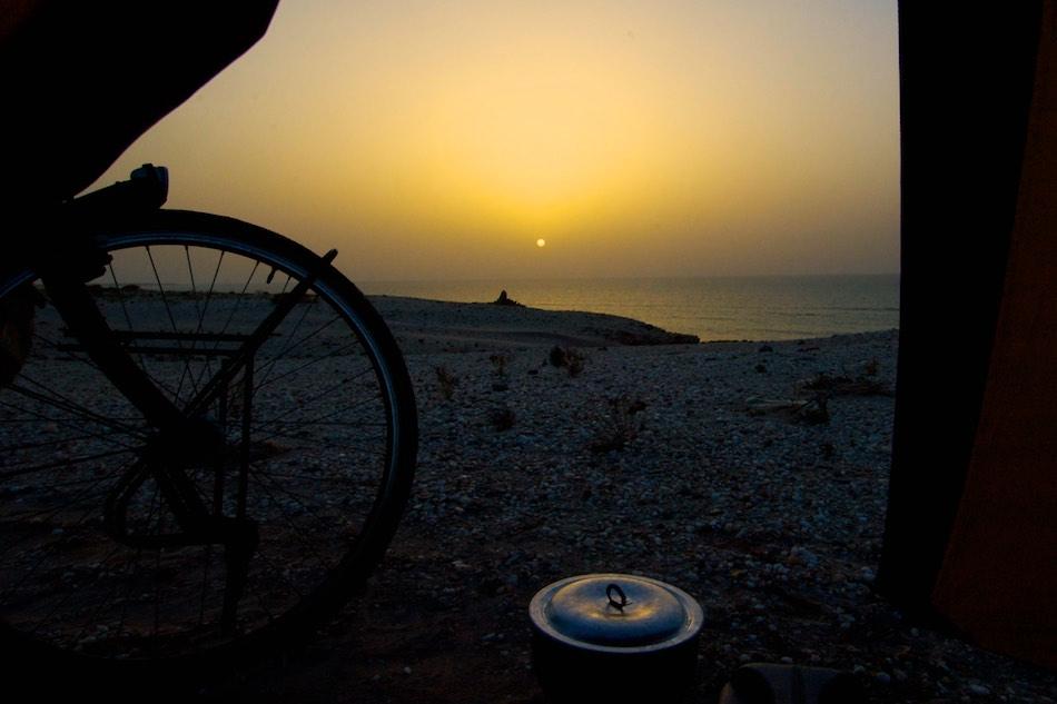 kamperen op de mooiste stranden in Marokko