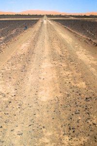 wegen in Marokko
