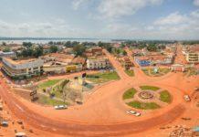 Bangui Centraal Afrikaanse Republiek