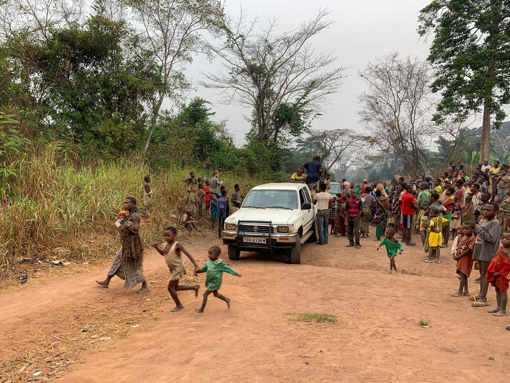 Bayanga Centraal Afrikaanse Republiek Baaka