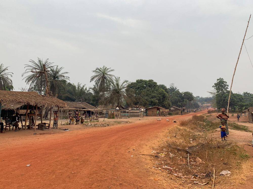 Bayanga Centraal Afrikaanse Republiek
