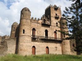 Gondar Ethiopië Stunningtravel