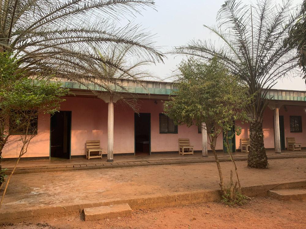 Libongo auberge Kameroen