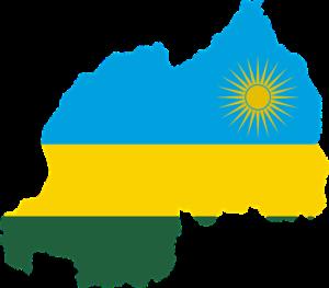 Rwanda vlag