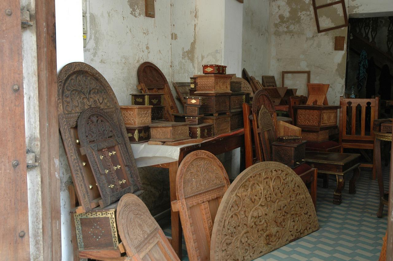 Souvenirs Zanzibar Tanzania