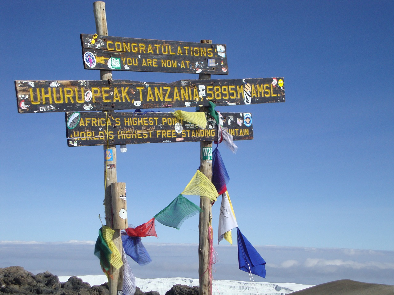 Uhuru Kilimanjaro Tanzania