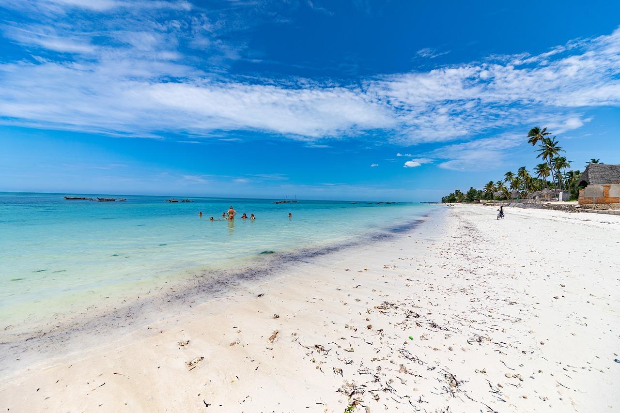 Zanzibar Tanzania strand