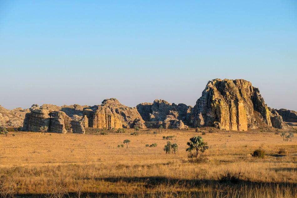 Isalo National Park Madagaskar