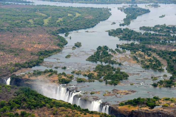 Mosi-oa-Tunya National Park Zambia
