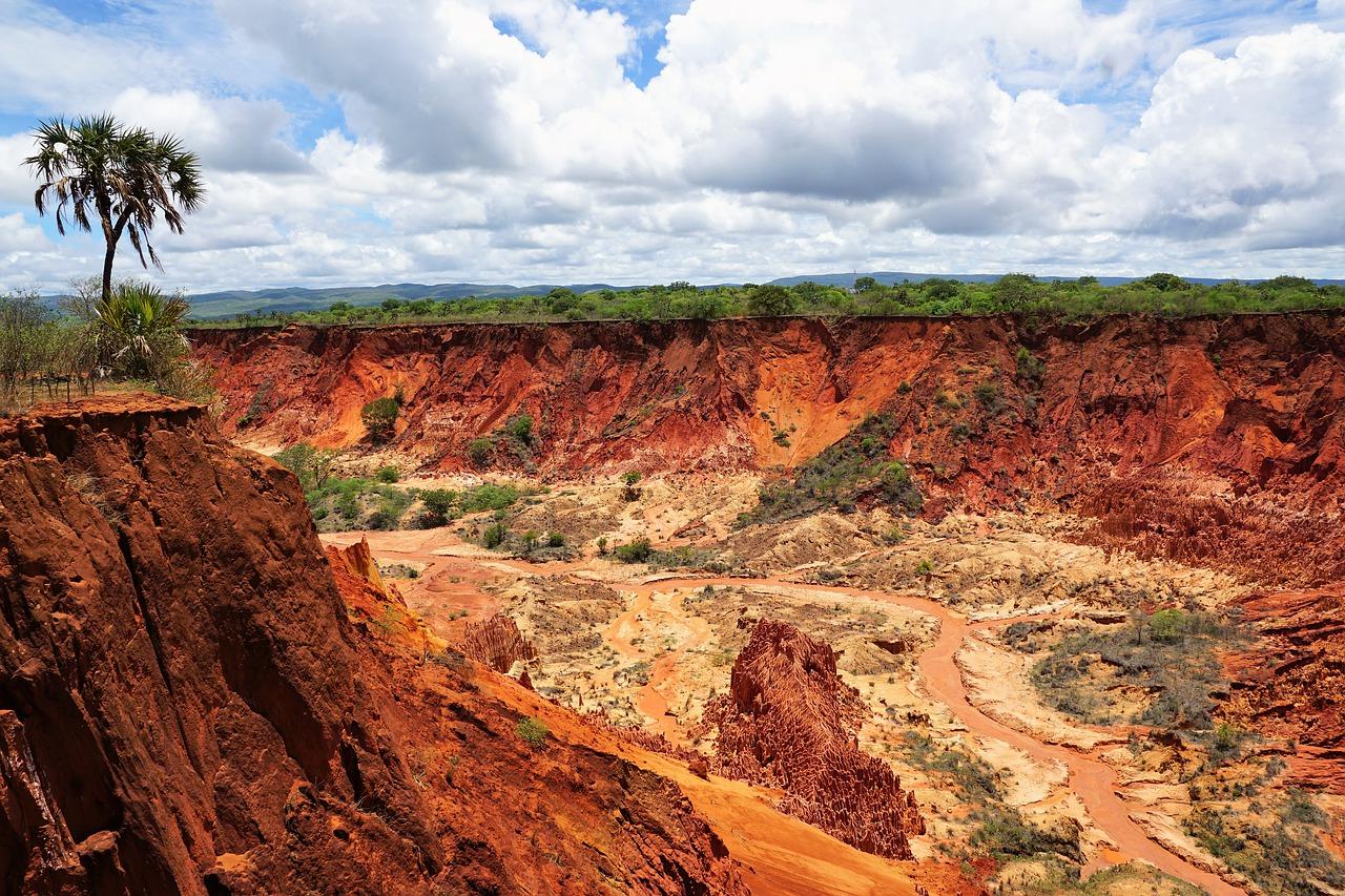 Tsingy Namoroka National Park Madagaskar