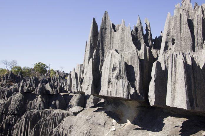 Tsingy de Namoroka National Park Madagaskar