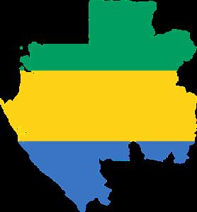 gabon vlag