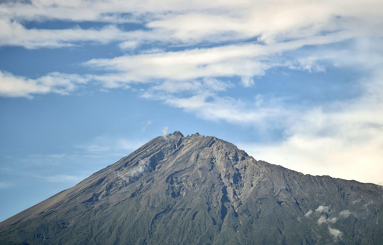 Mount Meru in Arusha