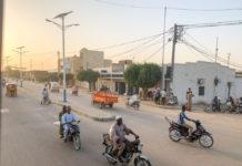 Asfalt in Tsjaad van Abéché tot de Soedanese grens