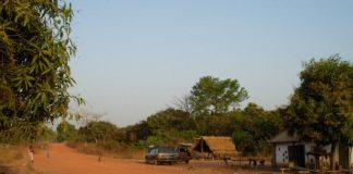 Buruntuma Guinee Bissau grens