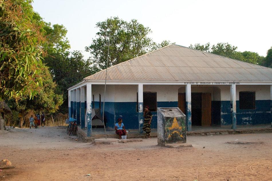 Buruntuma Guinee Bissau kamperen