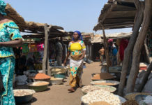 Sarh Tsjaad Markt