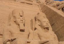 Tempel Ramses II in Abu Simbel