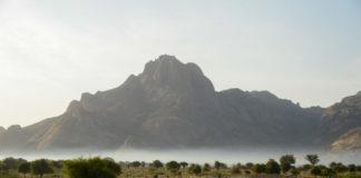 Manda National Park Tsjaad