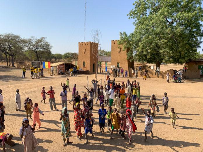 Nationale parken Tsjaad