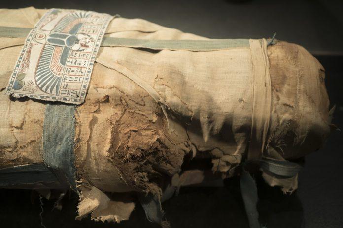 Nog een mysterieuze ontdekking in Egypte