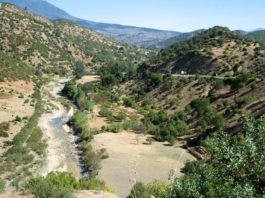 Talassemtane National Park Marokko