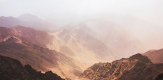 Toubkal National Park Marokko