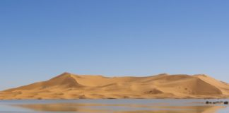 Wadi El Rayan National Park Egypte