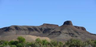 Natuurreservaat Doornkloof Zuid Afrika